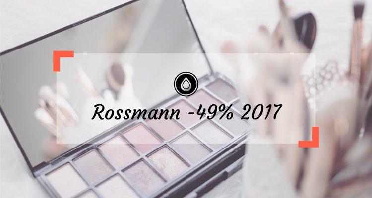 Co kupię w Rossmannie w promocji -49% kwiecień 2017 – atopowe zapalenie skóry, alergia na lanolinę i kompozycję zapachową