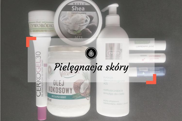 Pielęgnacja skóry atopowej - Ziaja Med emulsja natłuszczająca, masło shea i olej kokosowy