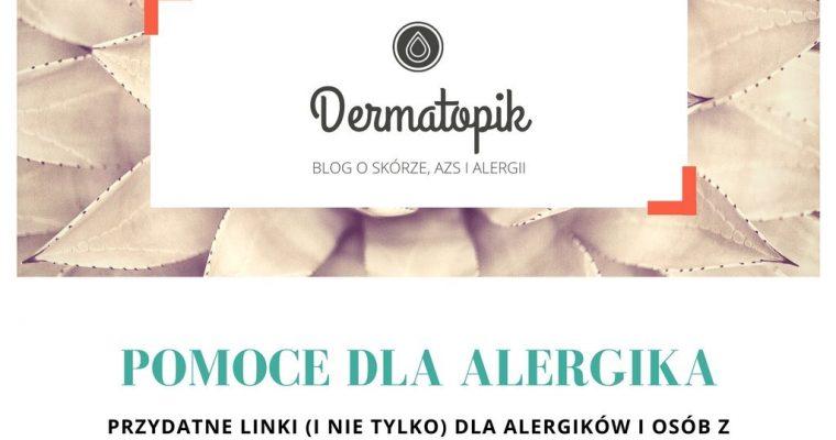 Bezpłatny ebook (alergia, atopowe zapalenie skóry) oraz ankieta dla Czytelników bloga