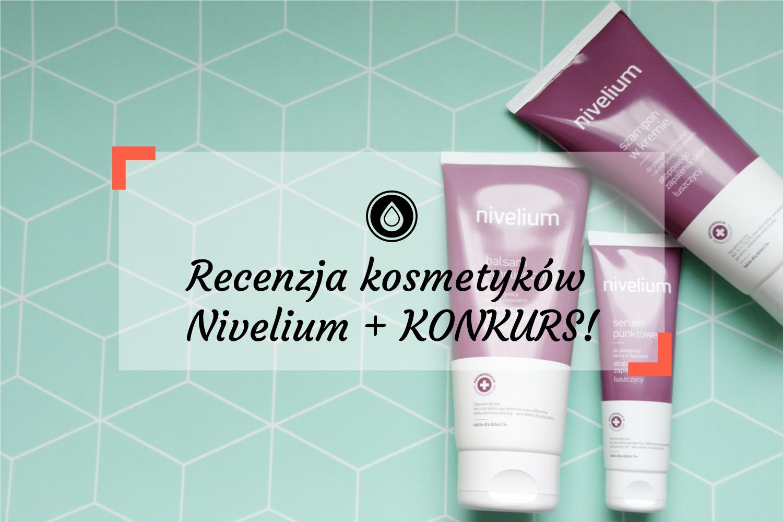 Test kosmetyków Nivelium + Konkurs