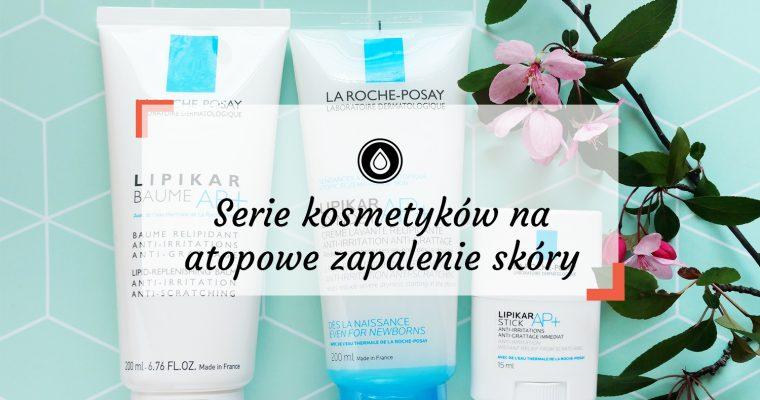 La Roche-Posay Lipikar AP+ | Kosmetyki na atopowe zapalenie skóry