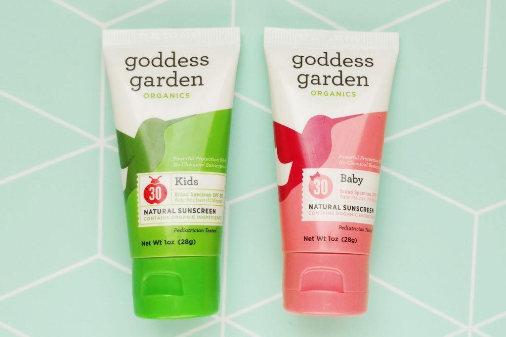 Goddess Garden, Organics, Baby Natural Mineral Sunscreen, SPF 30